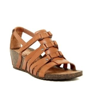 Tan cabrillo Gladiator Sandals